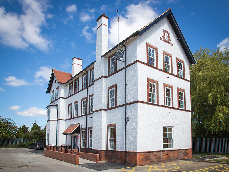 KWL converts Pashby House into six one bedroom flats