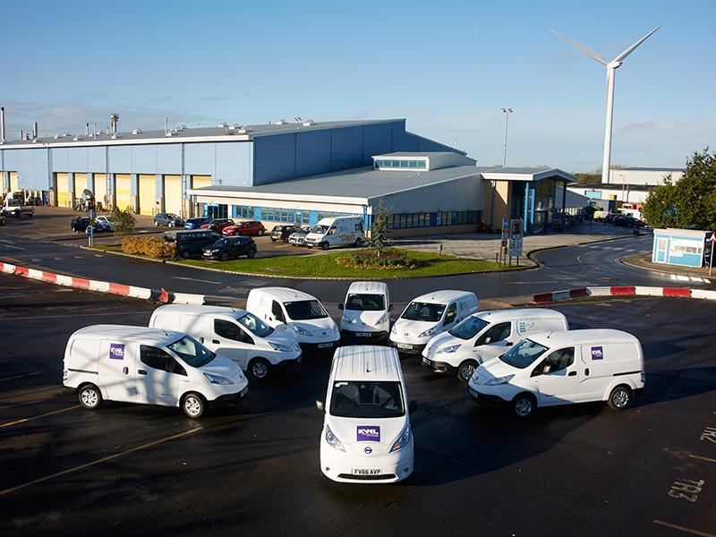 Fleet Vehicle Suppliers Hull KWL